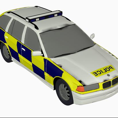 Police BMW Tour