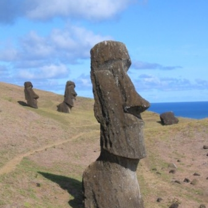 Statue Moai (fixed)