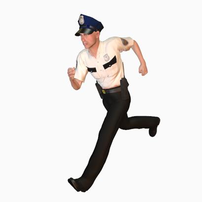 Patrol Running