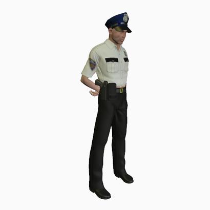 Patrol Standing