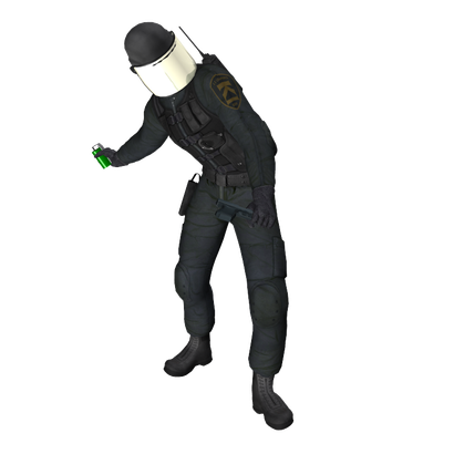 SWAT Grenade