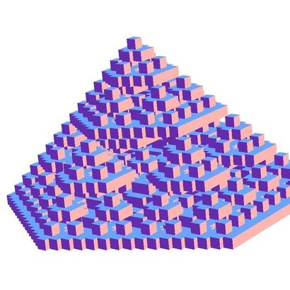 C3v hexagonal pyramid