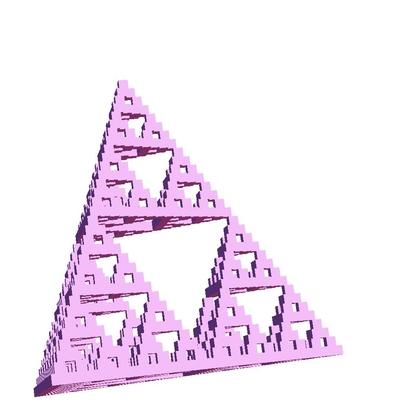 seirpinskipyramid