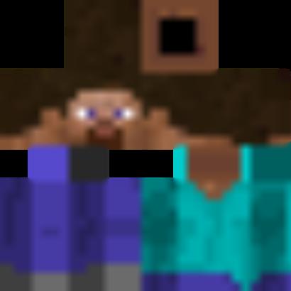 Figurine de votre skin Minecraft - Dim-online.fr