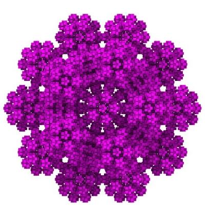 Menger_StellatedIcosahedronL3