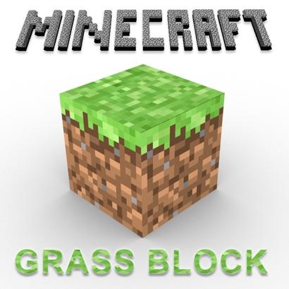 Mincraft - Grass block
