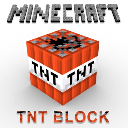 Minecraft - Tnt block