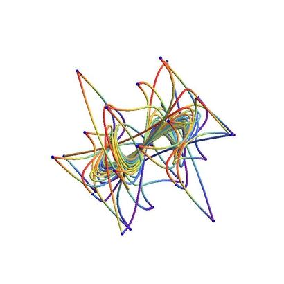 EschersSolid_Bezier_Knot
