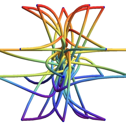 Dodecahedron_Bezier_Knot4