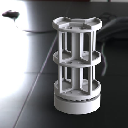Rotating Desk Organizer