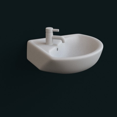 Corner Sink 01