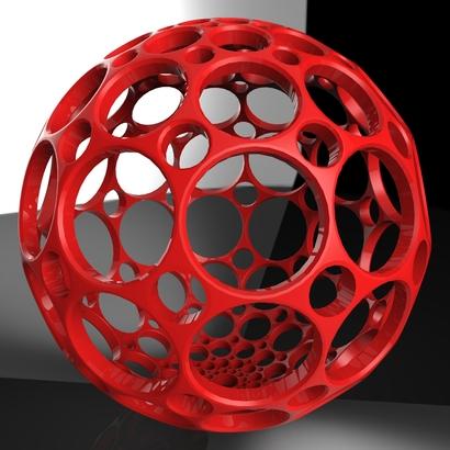 Sphère creuse