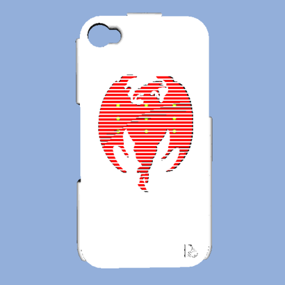 Coque Dragon N°2 pour Iphone 4/4S