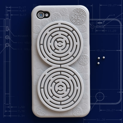 Ball Maze iPhone Case_Fixed