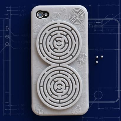 Ball Maze iPhone Case_Fixed