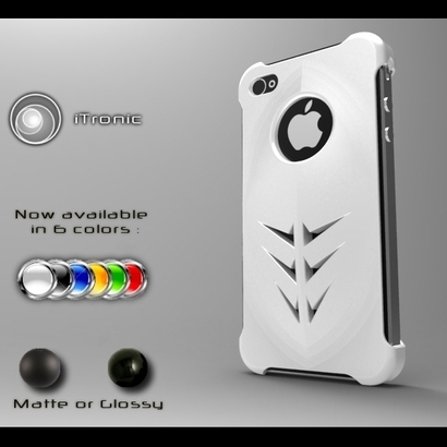 iPhone 4 iTronic Case Updated