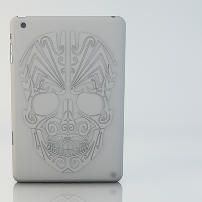 iPad mini Skull Case