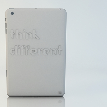 iPad mini Think Case