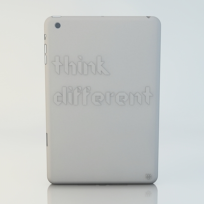 iPad mini Think Case