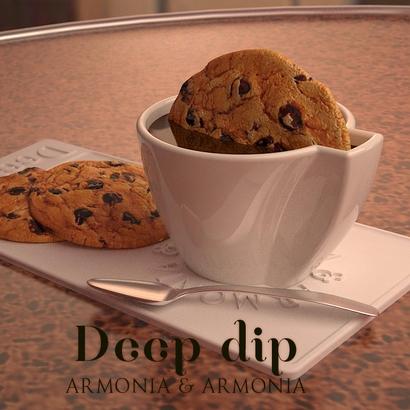 Deep dip cup