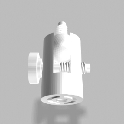 Ball Swivel Camera Mount