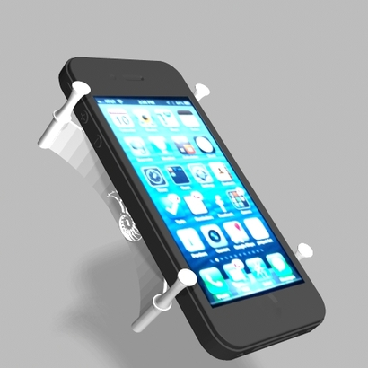 X Bracket Universal Smartphone Holder