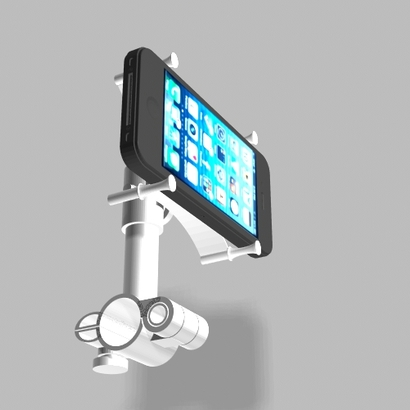 Bike Bracket Camera Smartphone Mount