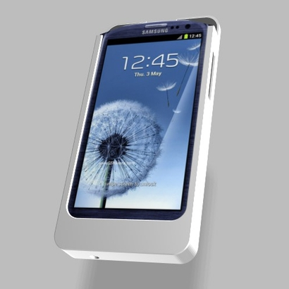 Samsung S3 Charger 1500mah with USB Power Out