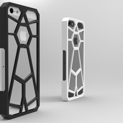 "Iphone 5 case "" Frakture """