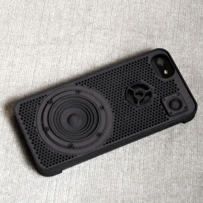 "iPhone 5 case ""loudspeaker"""