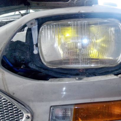 Kit pattes support phare Citroen Ami8
