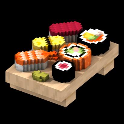 8-Bits Sushi Set