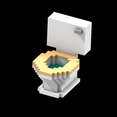 8-Bits Toilet