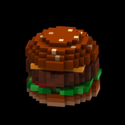 8-Bits Burger