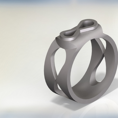 infinity ring FR62