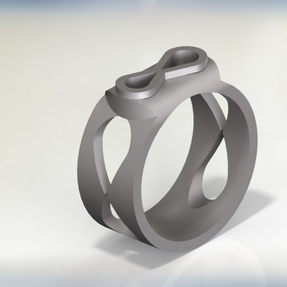 infinity ring FR62