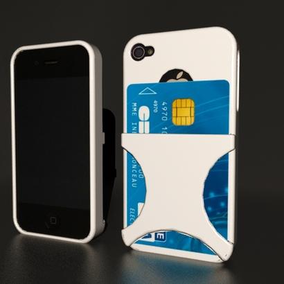 coque carte bleu i phone 4s