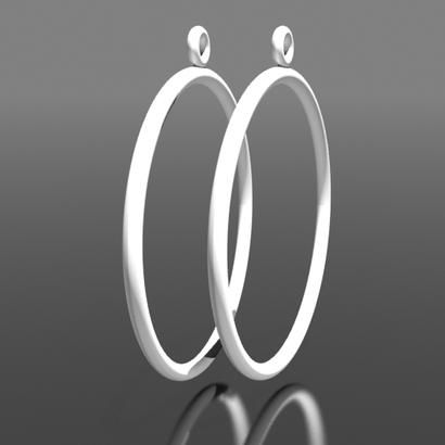 Creoles earrings
