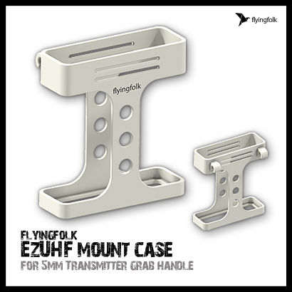 EzUHF v4 mount case