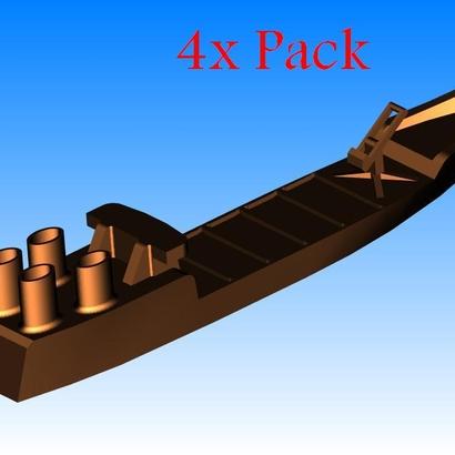 4xShip -Pack