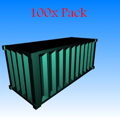 100xContainers -Pack