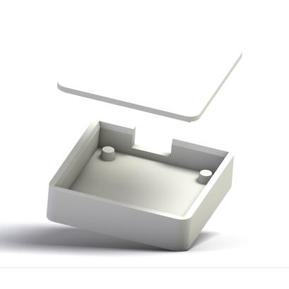 Box POUR SimpleBCG Sensor