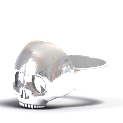 Bague Skull HD