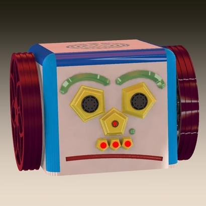 FloppyBot-12
