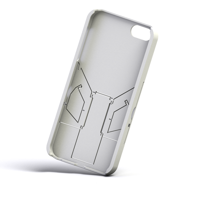 TriStand - iPhone 5 Case with 3 Integrated Stands