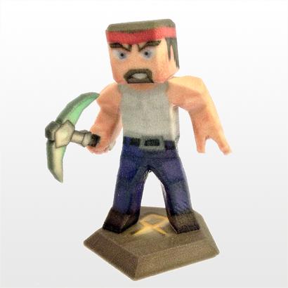 BDcraft Steve