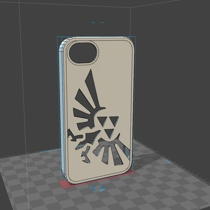 Zelda Case - iPhone 4