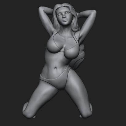 Female pose