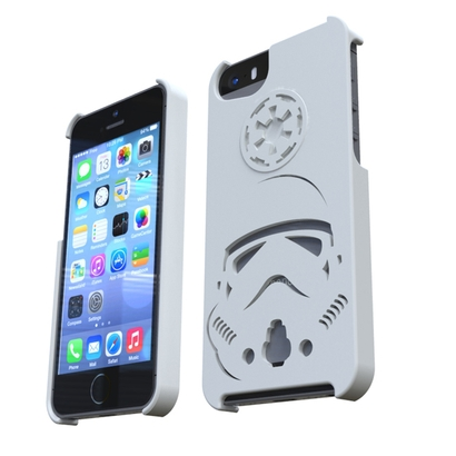 iPhone 5/5s Casing - Imperial Stormtrooper V2