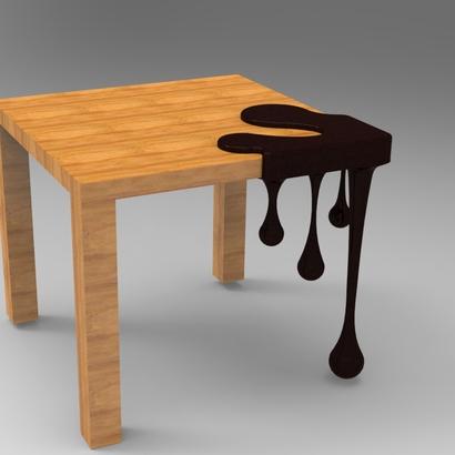 Table chocolat